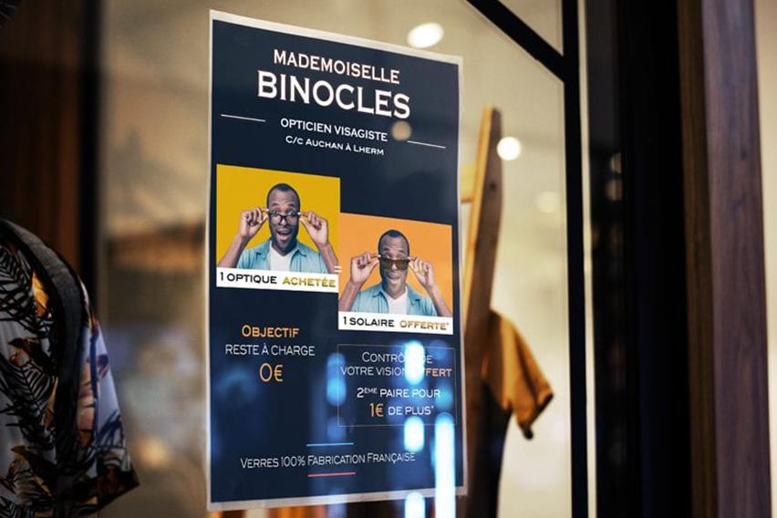 Mademoiselle Binocles